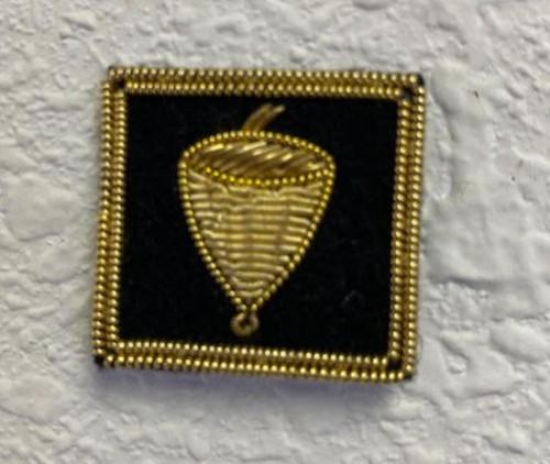 Yacht Club Treasurer Insignia Pin