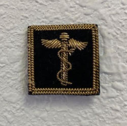 Yacht Club Surgeon Insignia Pin