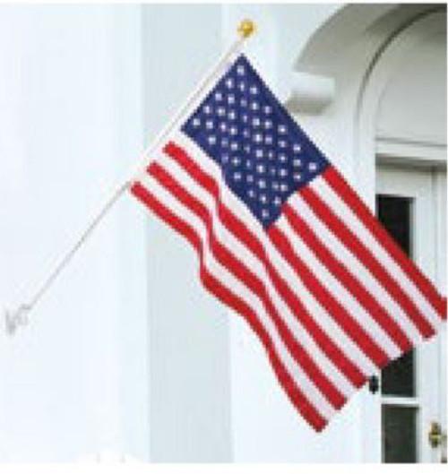 3x5' American Flag Pole Kit