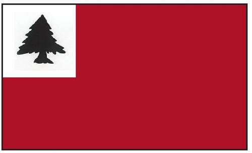 Continental Historic Flag 3' x 5' Printed Nylon