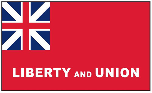 Taunton Historic American Flag 3' x 5' Printed Nylon