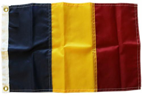 "Romania Courtesy Flag 12"" x 18"""