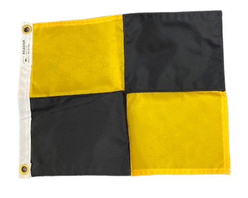 Lima Code Signal Flag Sewn Nylon