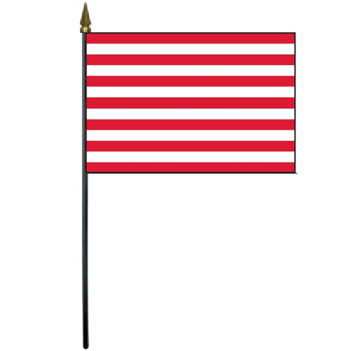 "Sons of Liberty Stick Flag 4"" x 6"" Desktop Flag"