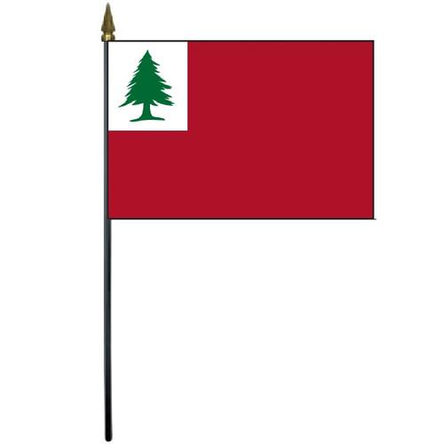 "Continental Historic Stick Flag 4"" x 6"" Desktop Flag"