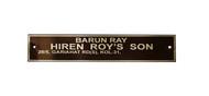 HIREN ROY Son - Barun Ray