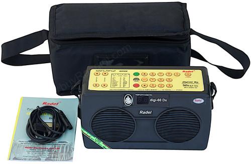 RADEL Taalmala Digi-60Dx Electronic Digital Tabla - Bag, Manual AAG