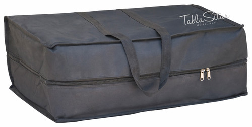 MAHARAJA Folding Harmonium Bag - 26 Inches (Padded Gig Bag) - DAE