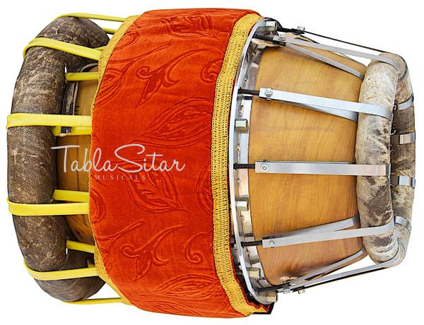 MAHARAJA Thavil (Thakil), Jackfruit Wood, Bolt-tuned, Spanner CHE