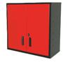 30 Inch Wall Shelf, Red Door