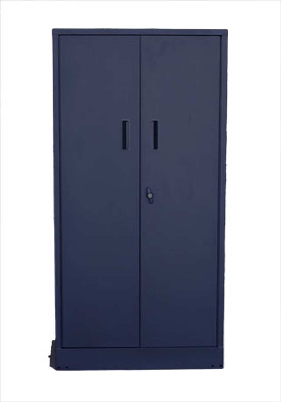 Sports Locker Black, without casters