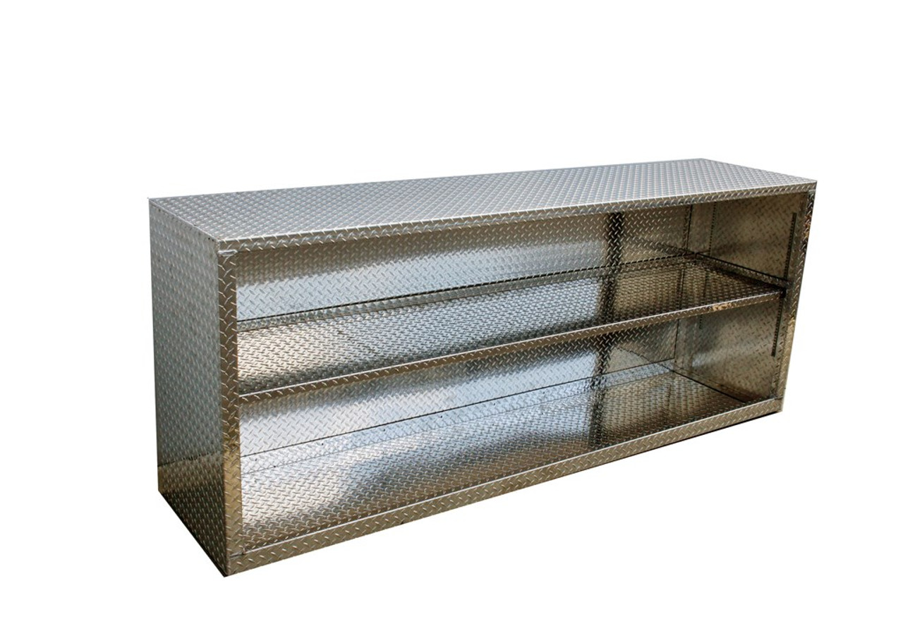 8' Base Cabinet without Doors