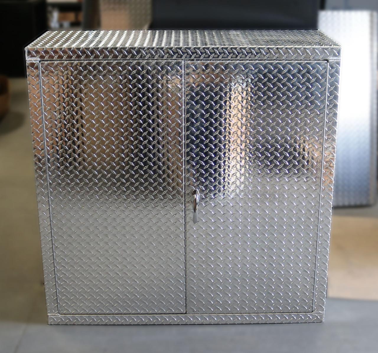 4' x 4' Garage Storage Locker