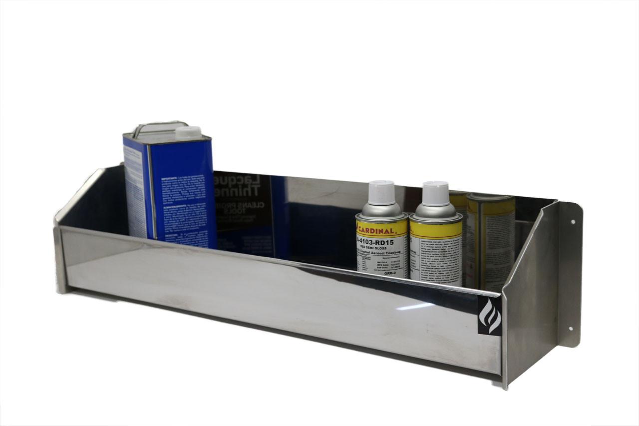 Stainless Steel Tray Medium