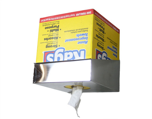 Paper Rag Dispenser