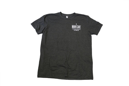 Man Cave T-Shirt Front