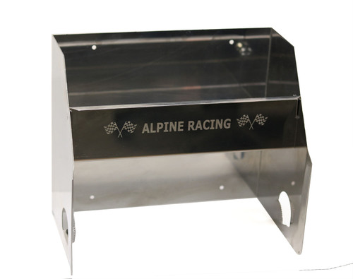 Stainless Steel Hand Cleaner Station with Optional Etching