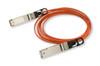 40GB-F01-QSFP-FL Enterasys Compatible QSFP+-QSFP+ AOC (Active Optical Cable)