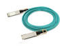 AOC-Q-Q-100G-25M-FL Arista Compatible QSFP28-QSFP28 AOC (Active Optical Cable)
