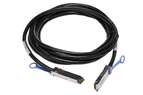 DAC-QSFP-40G-5M-FL Dell Compatible QSFP+-QSFP+ DAC (Direct Attached Cable)