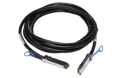 CBL-QSFP-40GE-PASS-3M-FL Force10 Compatible QSFP+-QSFP+ DAC (Direct Attached Cable)