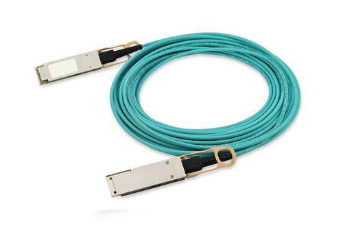 JNP-QSFP28-AOC-10M-FL Juniper Compatible QSFP28-QSFP28 AOC (Active Optical Cable)