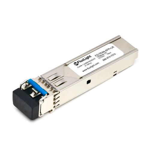 Fortinet FN-TRAN-SFP+LR-FL (10GBase-LR SFP+, 1310nm, 10km, SMF, DDM) Optical Transceiver Module. Best Pricing for Data Center Optics, Enterprise Network, Telecom and ISP Network Optical Transceivers | FluxLight.com