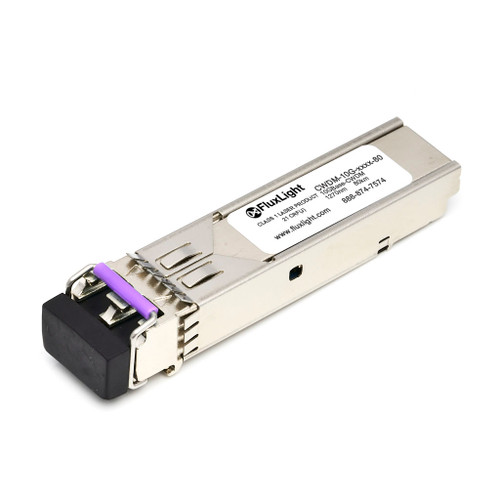 CWDM-SFP10G-xxxx-80 (SW) Cisco Compatible SFP+ Transceiver
