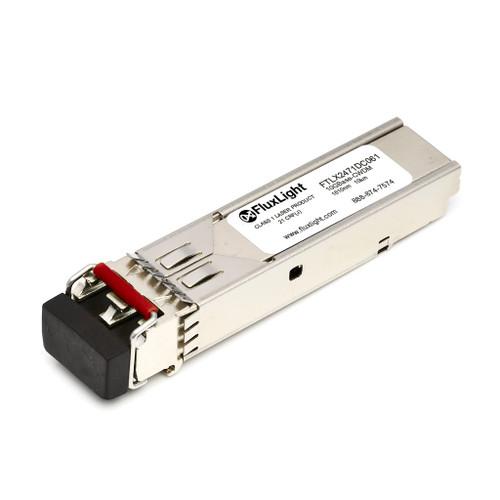 FTLX2471DC061 Finisar 10GBase-CWDM SFP+ Optical Transceiver Module. Best Pricing for Data Center Optics, Enterprise Network, Telecom and ISP Network Optical Transceivers | FluxLight.com