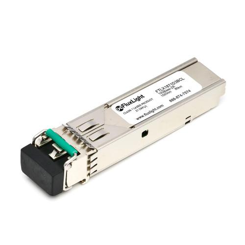 FTLX1871D3BCL Finisar 10GBase-ZR SFP+ Optical Transceiver Module. Best Pricing for Data Center Optics, Enterprise Network, Telecom and ISP Network Optical Transceivers | FluxLight.com