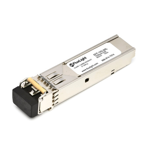 Arista SFP-10G-SRL (10GBase-USR SFP+, 850nm, 100m, MMF, DDM) Optical Transceiver Module. Best Pricing for Data Center Optics, Enterprise Network, Telecom and ISP Network Optical Transceivers | FluxLight.com