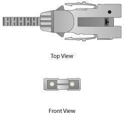 FDDI Connector Diagram