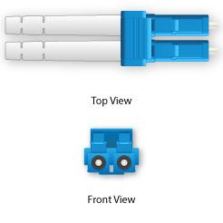 LC Connector Diagram
