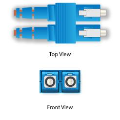 SC Connector Diagram