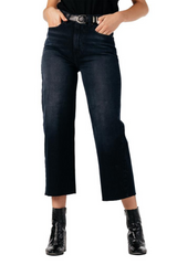 Savannah High Waisted Denim in Denver