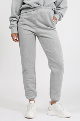 """Meet your new Best Friend, the Best Friend Jogger. Our new style of Jogger has a high rise waist and a relaxed, slim leg with a 28"""" inseam. Our Best Friend fit is 100% cotton and has already been preshrunk so it'll fit you perfectly. We recommend sticking true to size for this collection."""
