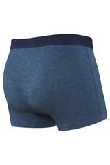 Form-fitting through the butt and thighs, with extra ease at the leg opening. Features a fly for quick and easy access. Elevating your everyday. Slightly shorter than our best-selling boxer brief, the Ultra trunk provides better breathability under pants or jeans.