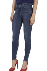 720 Skinny High Rise Denim in Pave the Way