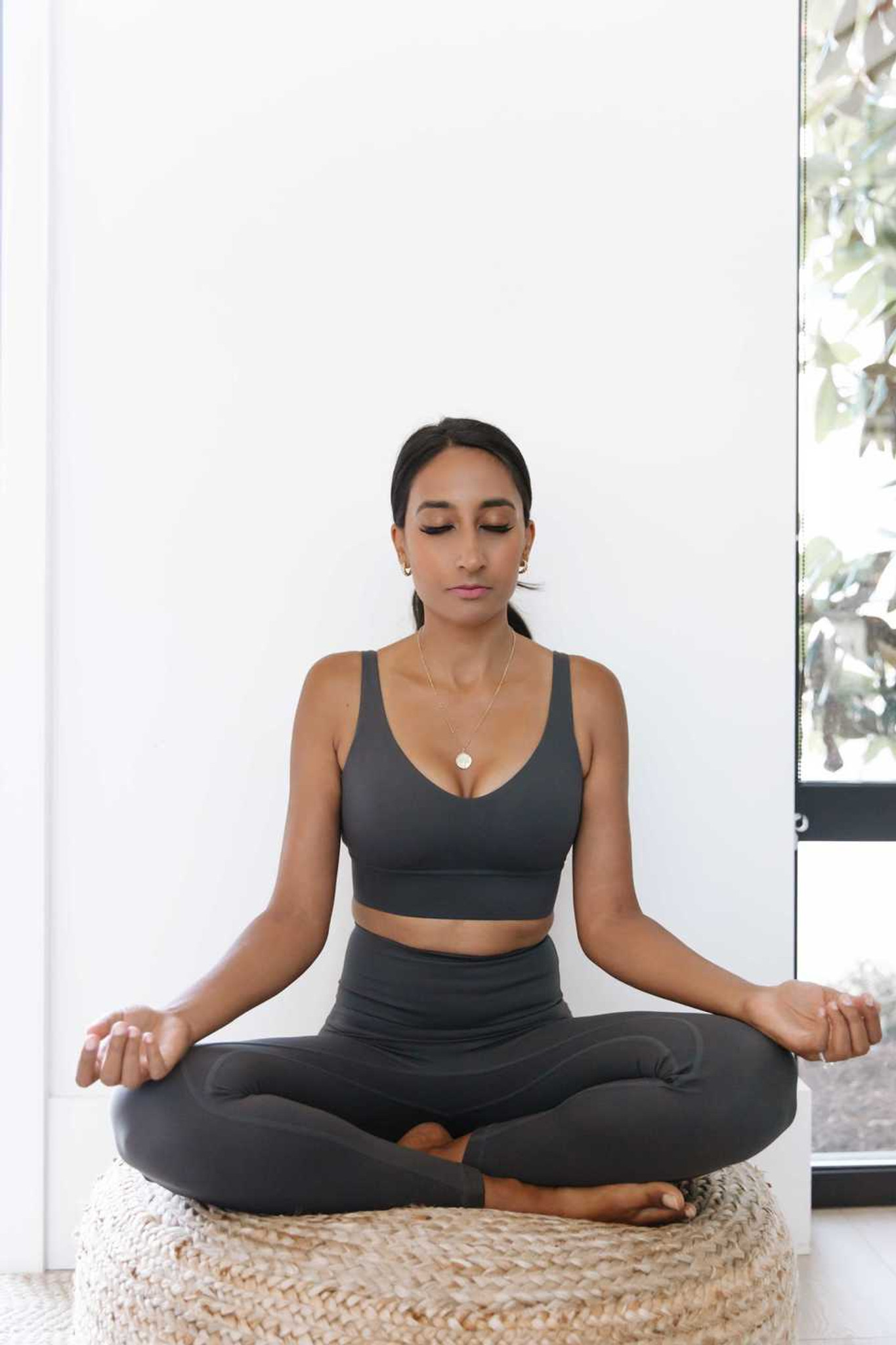 BASICS by PRIV is here! Fashionable yet functional, everything you need to look good while working out or just like you're going to work out. Designed by our team for you, every piece is functional, technical and comfortable! You're going to need a piece for every day of the week. The best pair of leggings you will ever own... for real! These super soft, skin like feel leggings feature a 4 way stretch fabric with a high waist to smooth and a contoured fit to lift your best ass-ets.