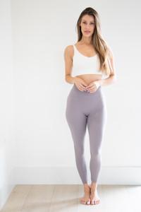 Ultimate Leggings in Smokey Lilac