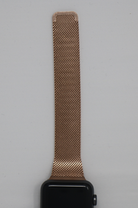 Apple Watch Mesh Strap in Rose Gold