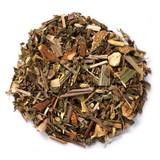 Shanti Ayurvedic Tea With Natural and Artificial Flavors.