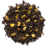 Orange Vanilla Black Tea With Orange Peels