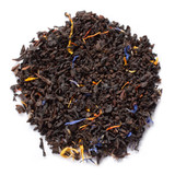 Tropical Birthday Tea Blended With Marigold Safflower and Cornflowers Petals