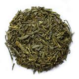 Organic Bancha Green Tea with a fresh aroma