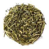 Pure Organic Green Kukicha Japanese Tea  with sweet aroma and a moderate bitterness