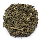 Sencha Traditional Japanese Green Tea with soft grassy aroma and smooth sweet taste