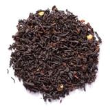 Organic Orange Spice Black Tea with orange peels  with natural flavors