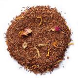 Organic Rooibos with organic rose petals and organic marigold petals