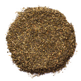 Organic jasmine fannings blends of green tea leaves and Jasmine